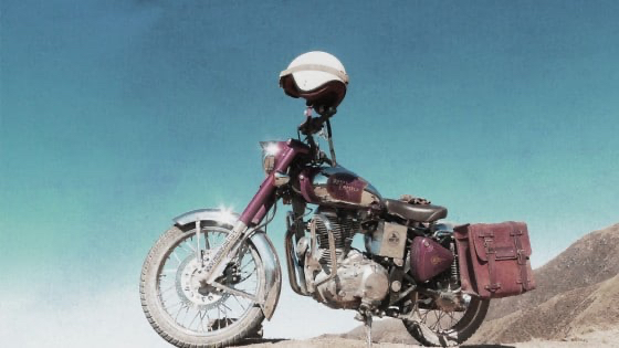 ROYAL ENFIELD, LA LEGENDE