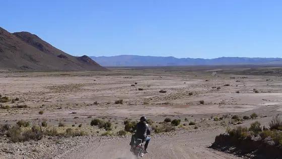 road trip moto argentine