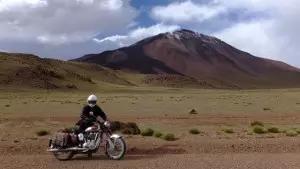 SOUVENIRS… PREMIER CIRCUIT MOTO EN ARGENTINE !