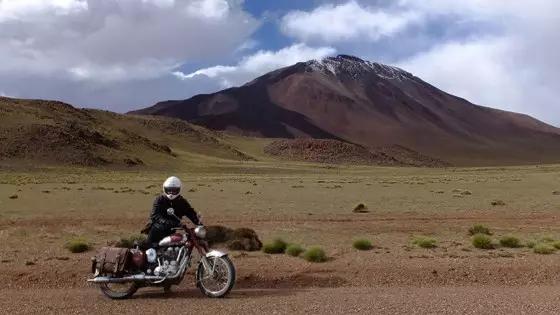 SOUVENIRS... PREMIER CIRCUIT MOTO EN ARGENTINE !