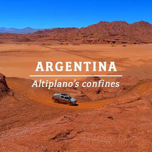 ARGENTINA – ALTIPLANO'S CONFINES