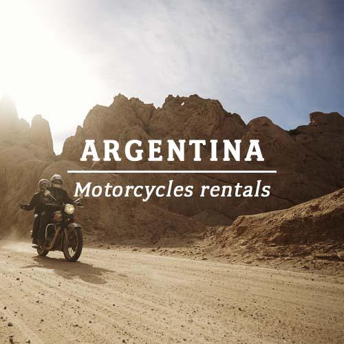 ARGENTINA – MOTORCYCLE RENTALS