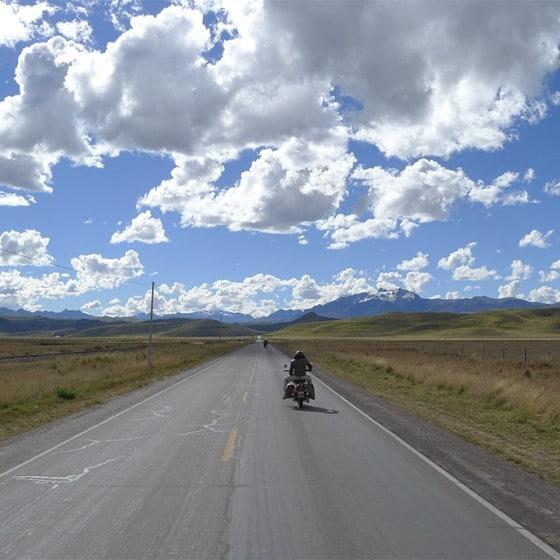 Les hauts plateaux boliviens