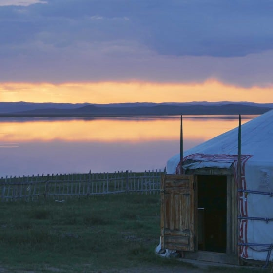 camp de yourte