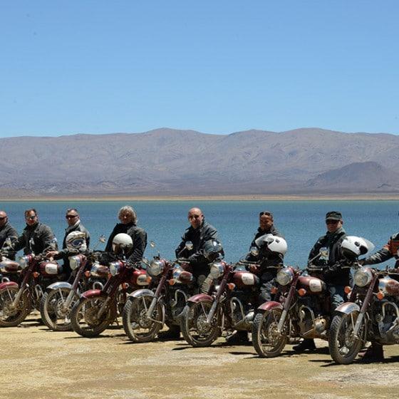 Guide moto Argentine