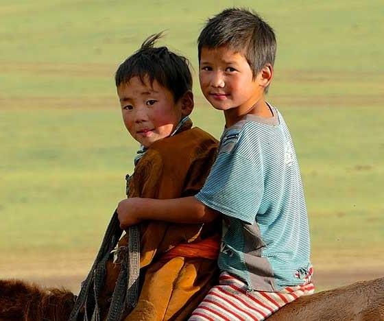 rencontre avec les nomades