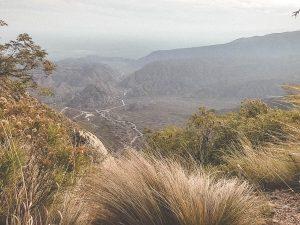 Des pistes vers Tafi del Valle