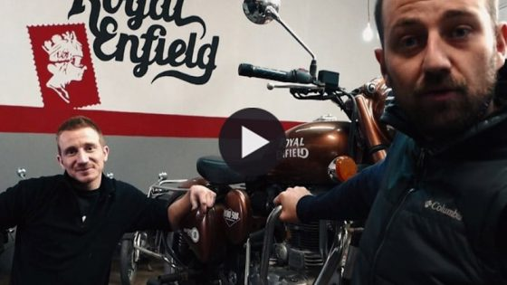 interview simon courrier, fiabilisation royal enfield