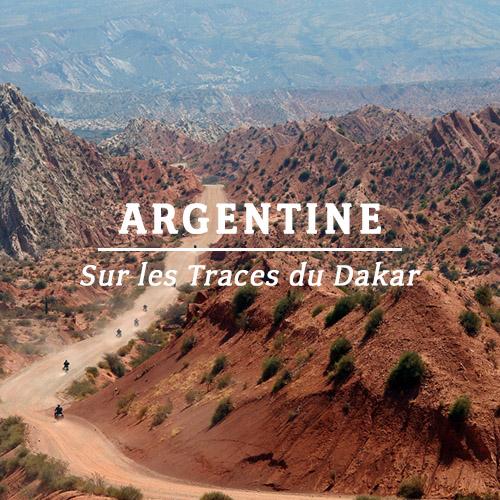ARGENTINE – SUR LES TRACES DU DAKAR