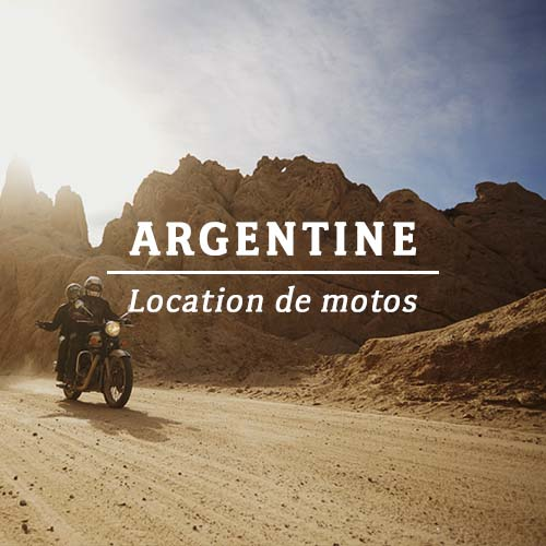 ARGENTINE – LOCATION DE MOTO