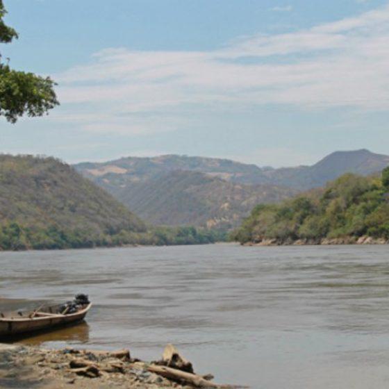 Magdalena's river