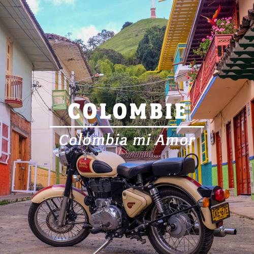 Colombie – Colombia mi Amor
