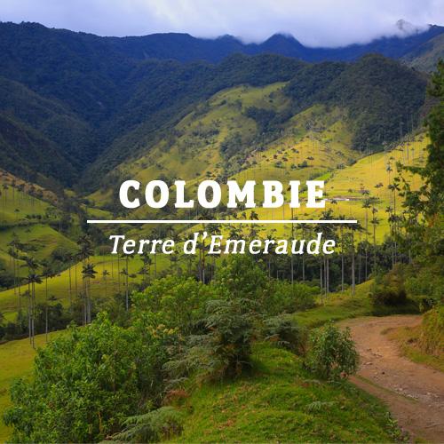 Colombie – Terre d'Emeraude