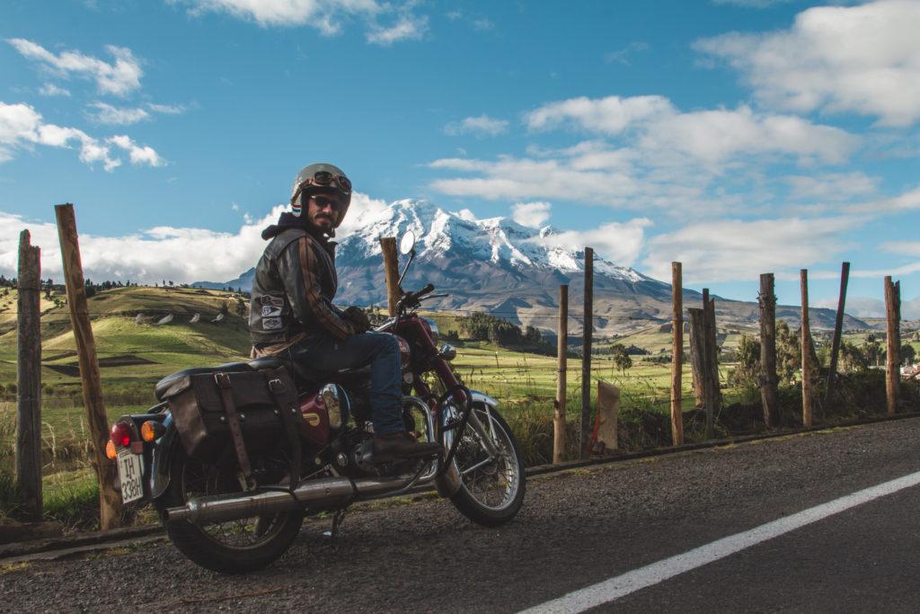 circuit moto Equateur