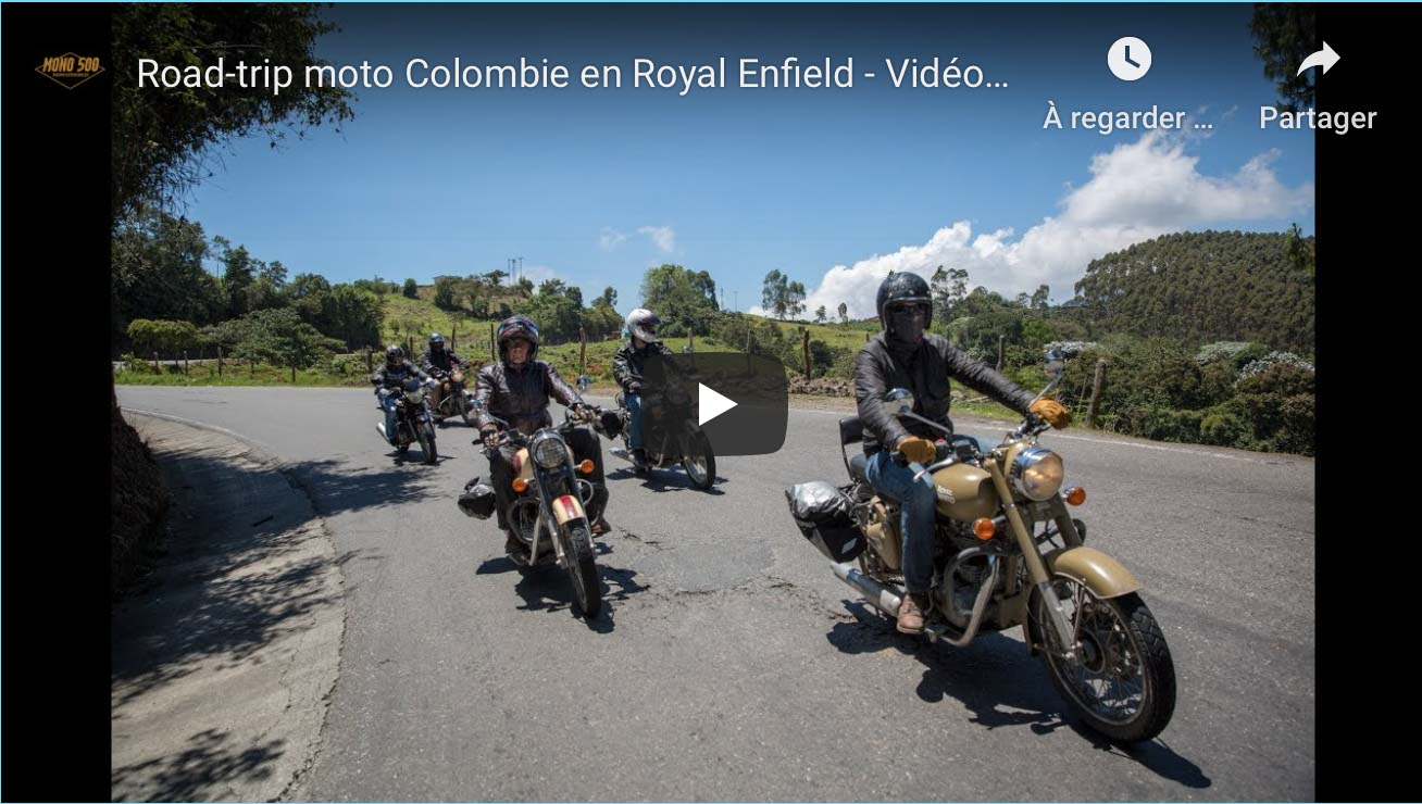 Voyage Colombie Video