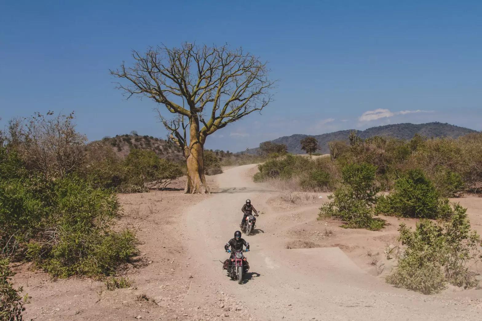 Voyager à moto en Équateur