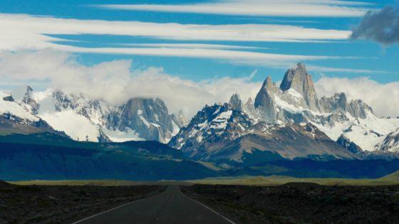 Paysage Patagonie