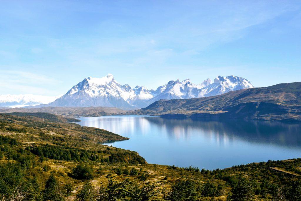 Torres del Paine Argentine - Chili