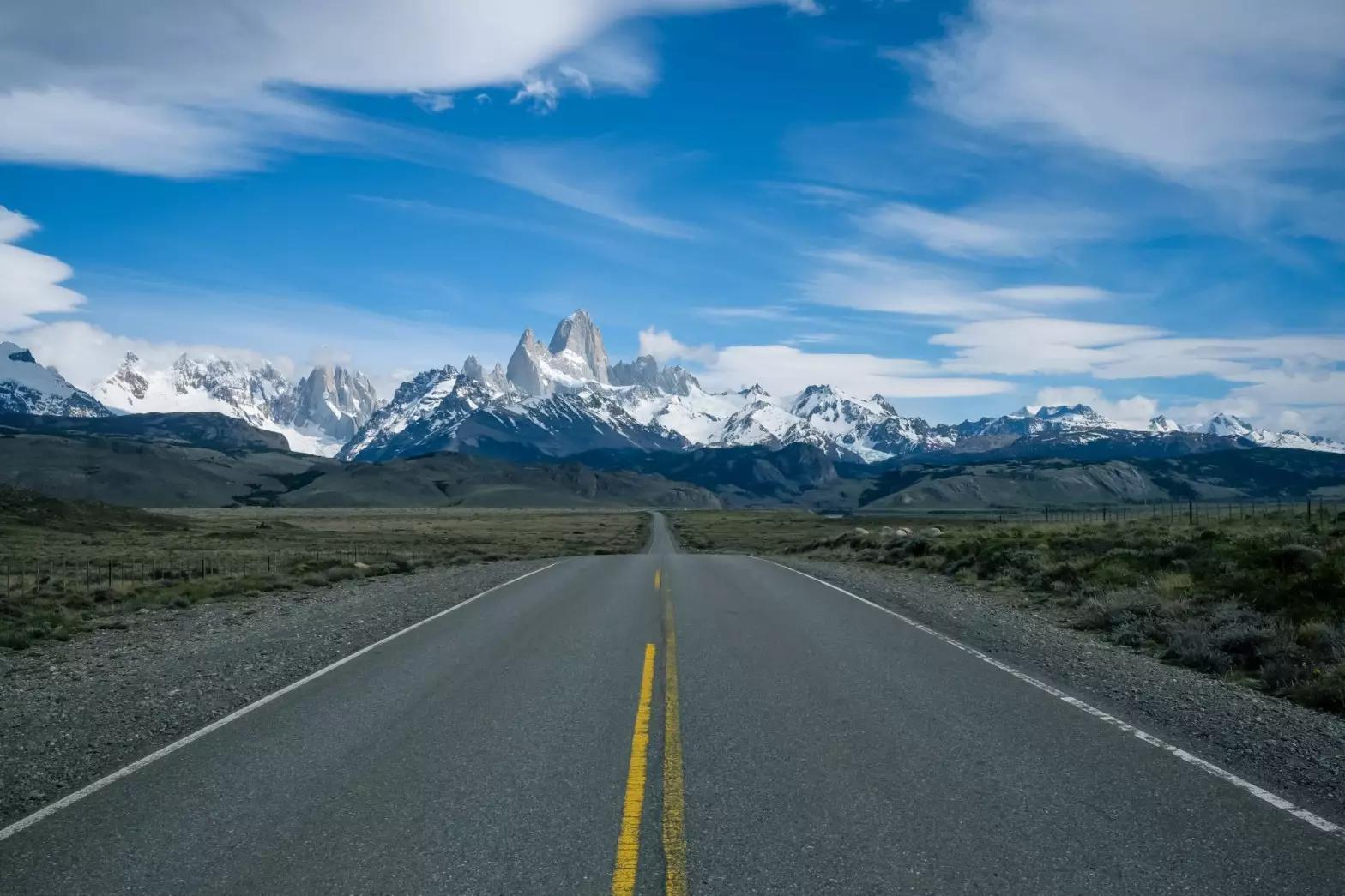 Route Patagonie