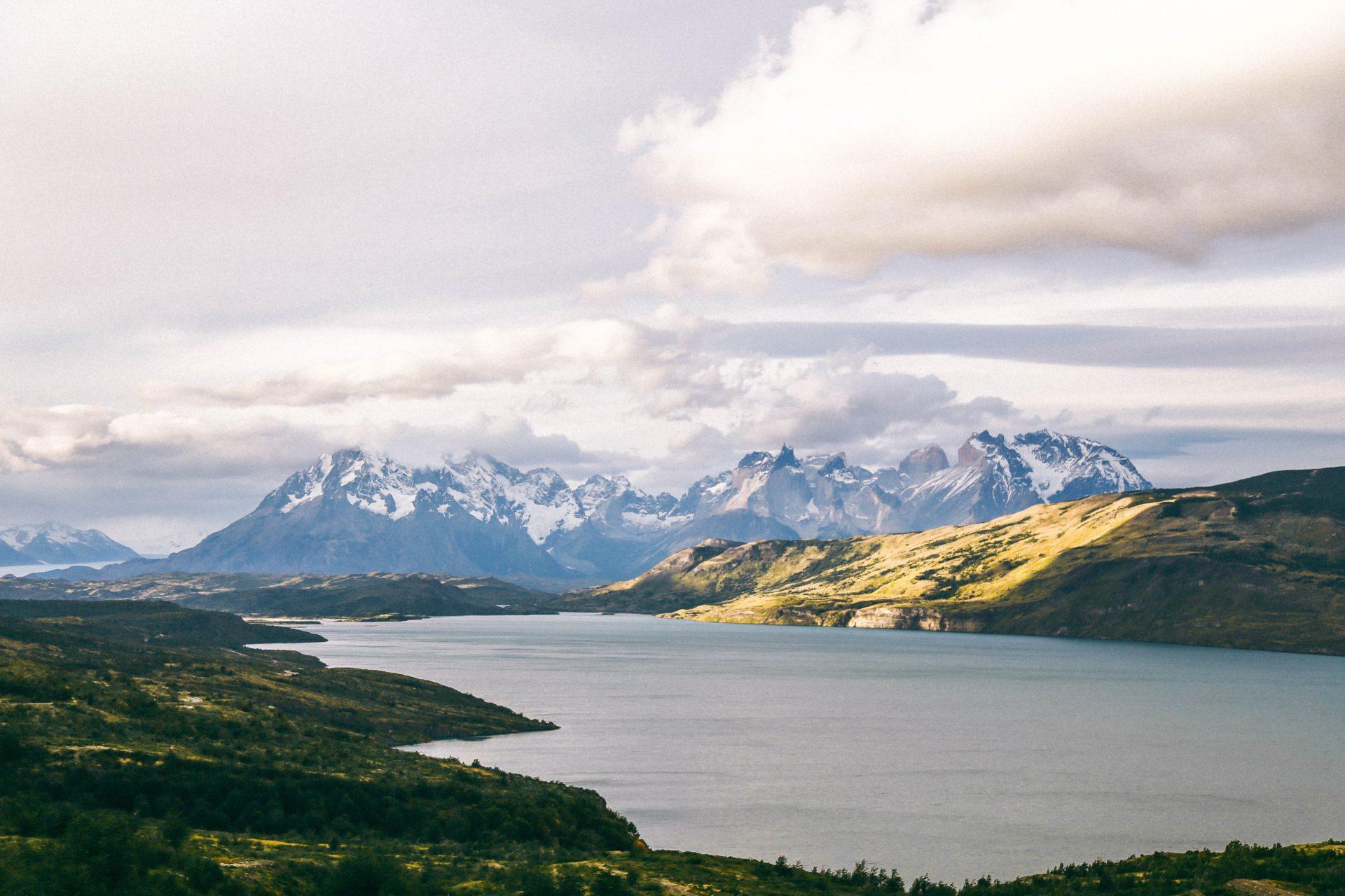 Lac patagonie