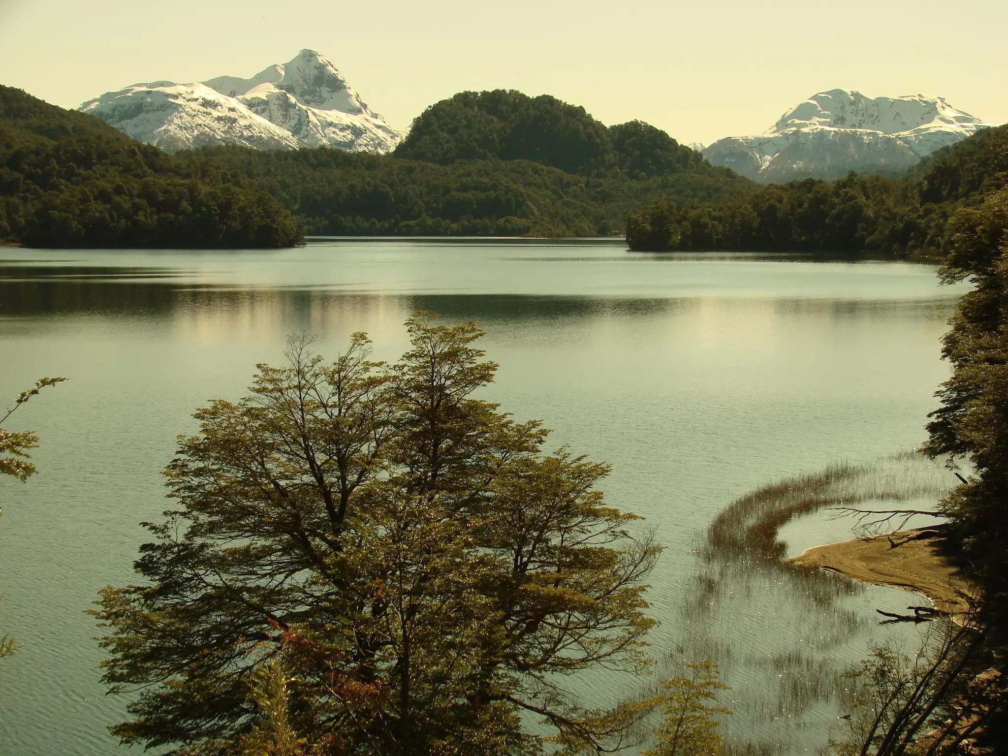 Lac Correntoso Patagonie