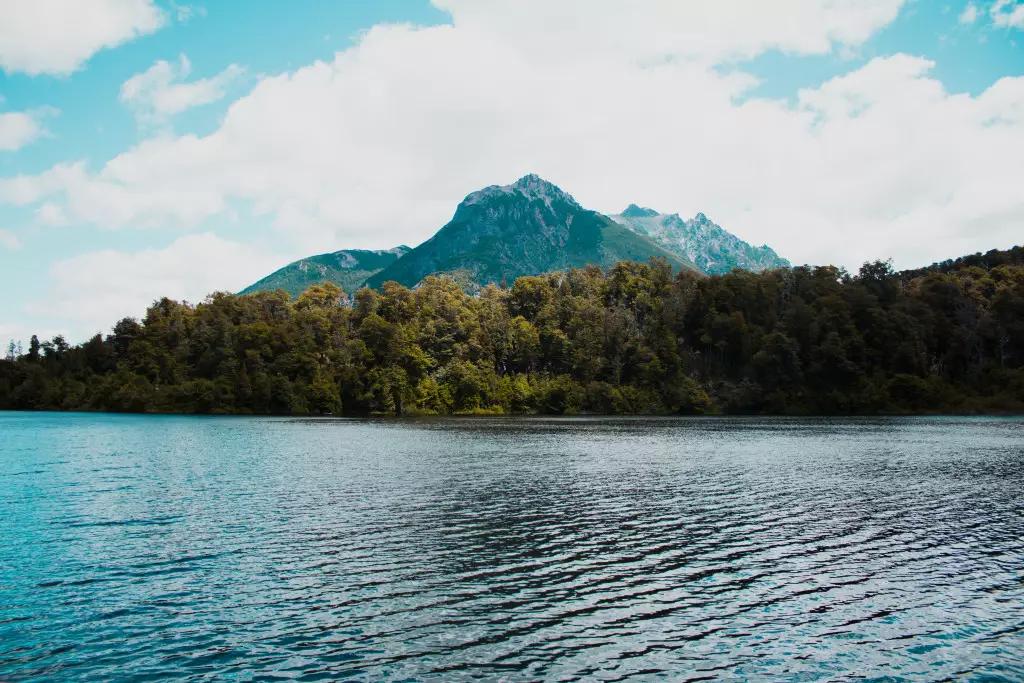 lac Escondido patagonie