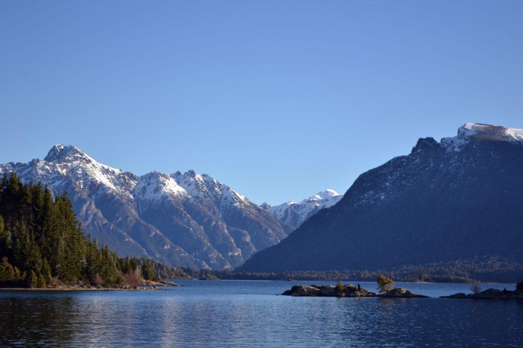 lac Falkner Patagonie