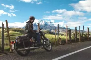 voyage à moto panaméricaine