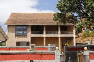 Le Musée de la photographie, le prélude d'un voyage à Mada