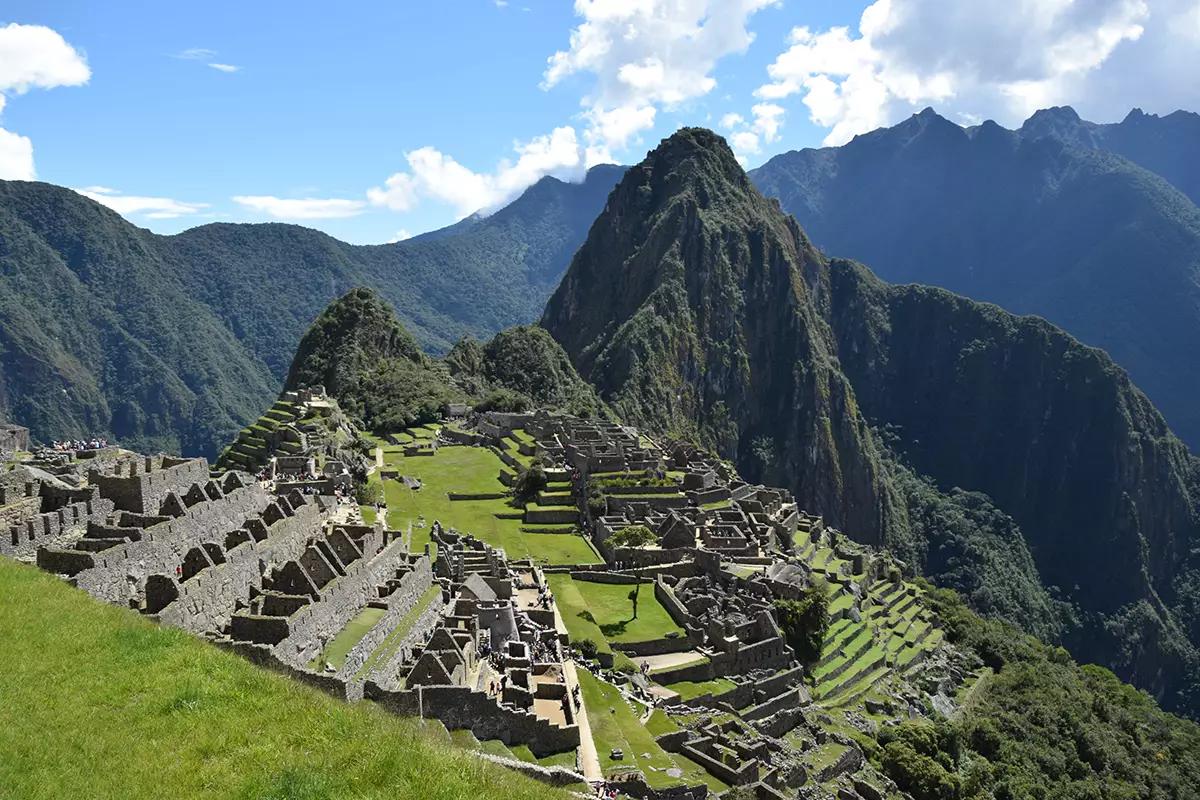 Machu Picchu Mono500