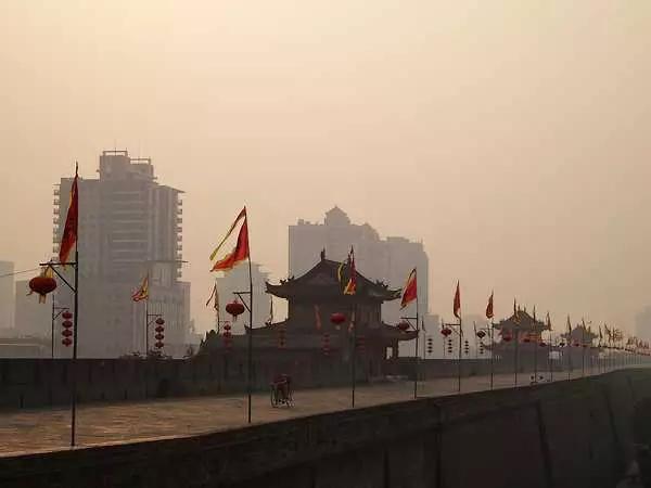 Chine voyage moto