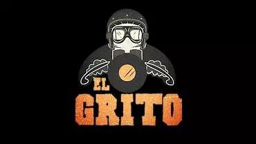 El Grito logo - Mono500
