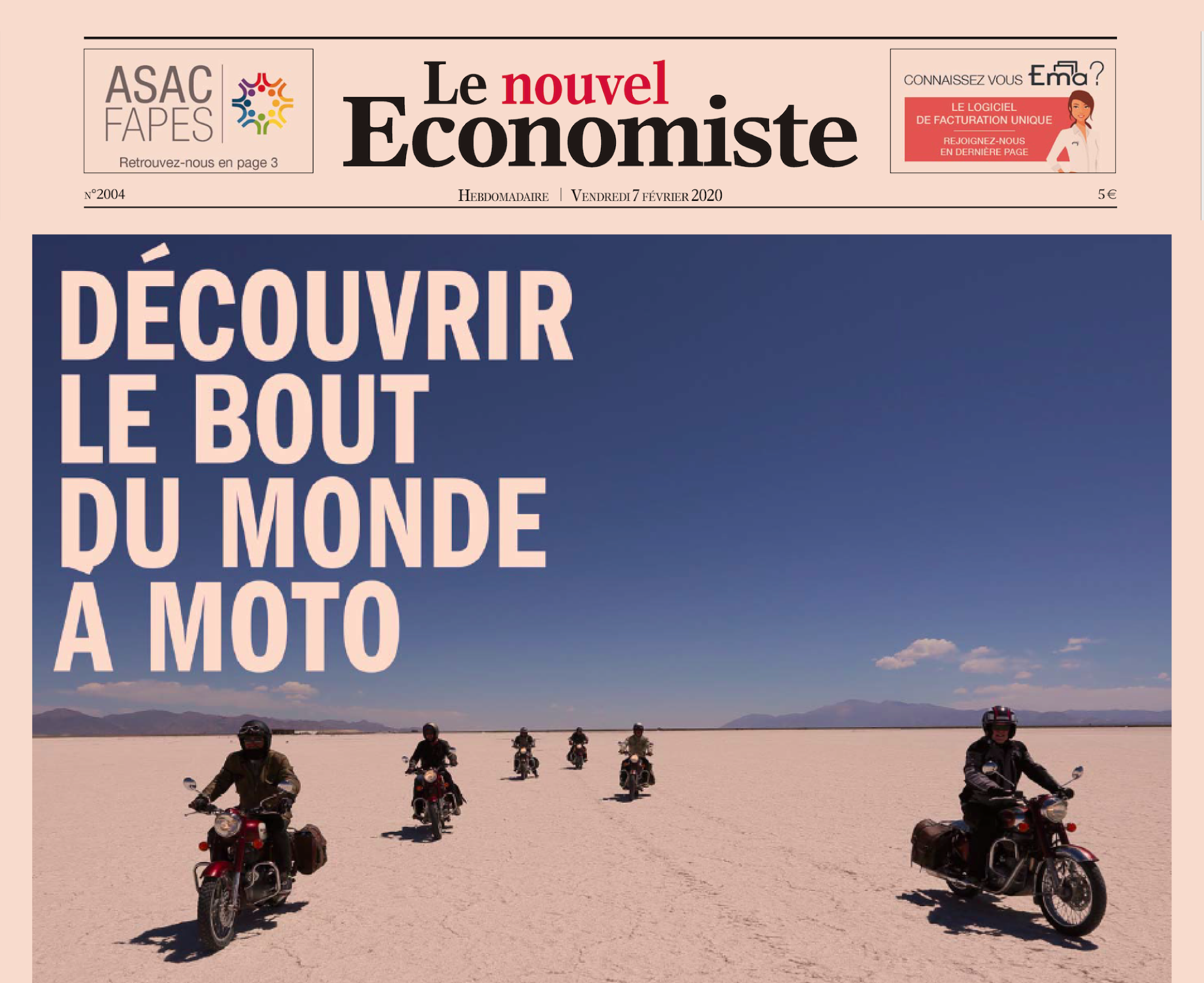 Voyages moto