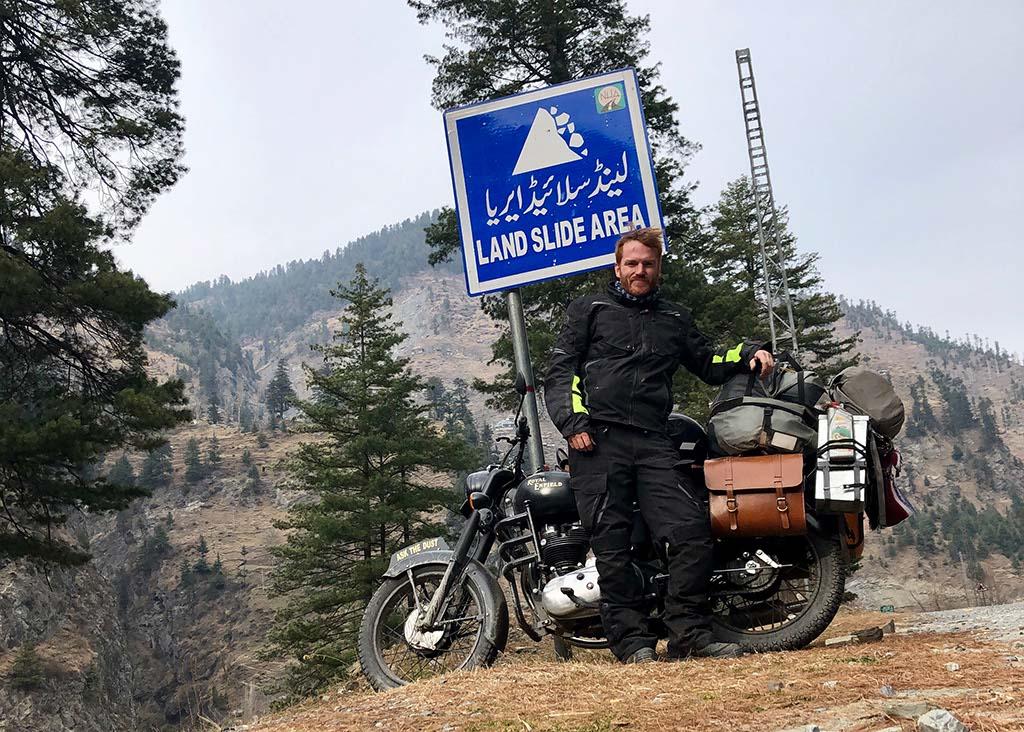 road trip moto amérique du sud