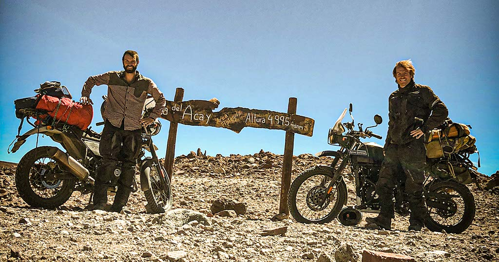 road trips en royal enfield