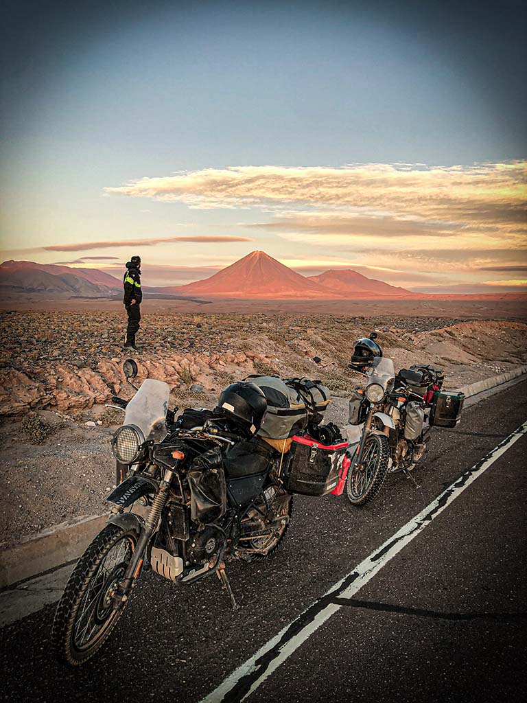 Road trip moto amerique du sud