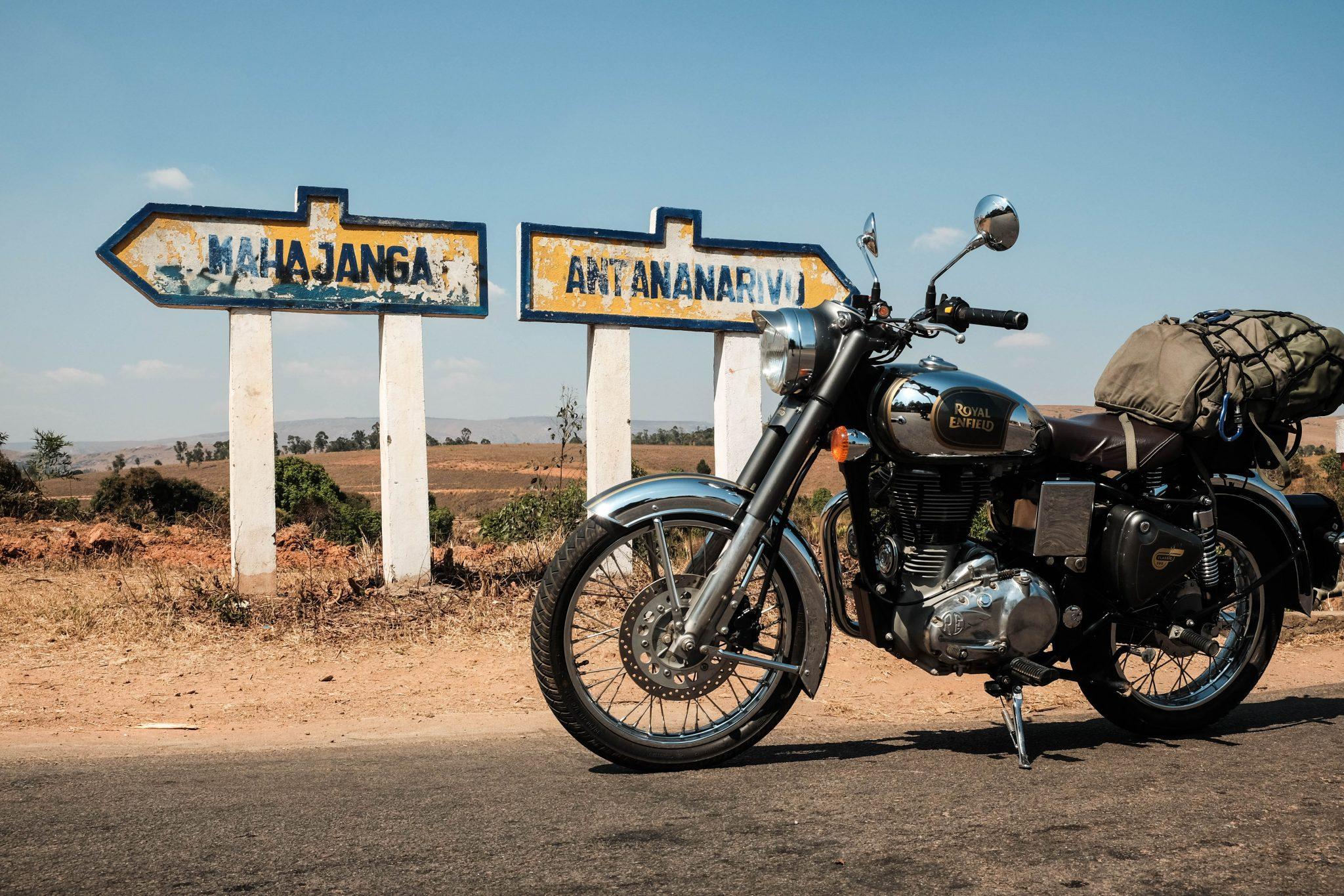 road trip moto madagascar