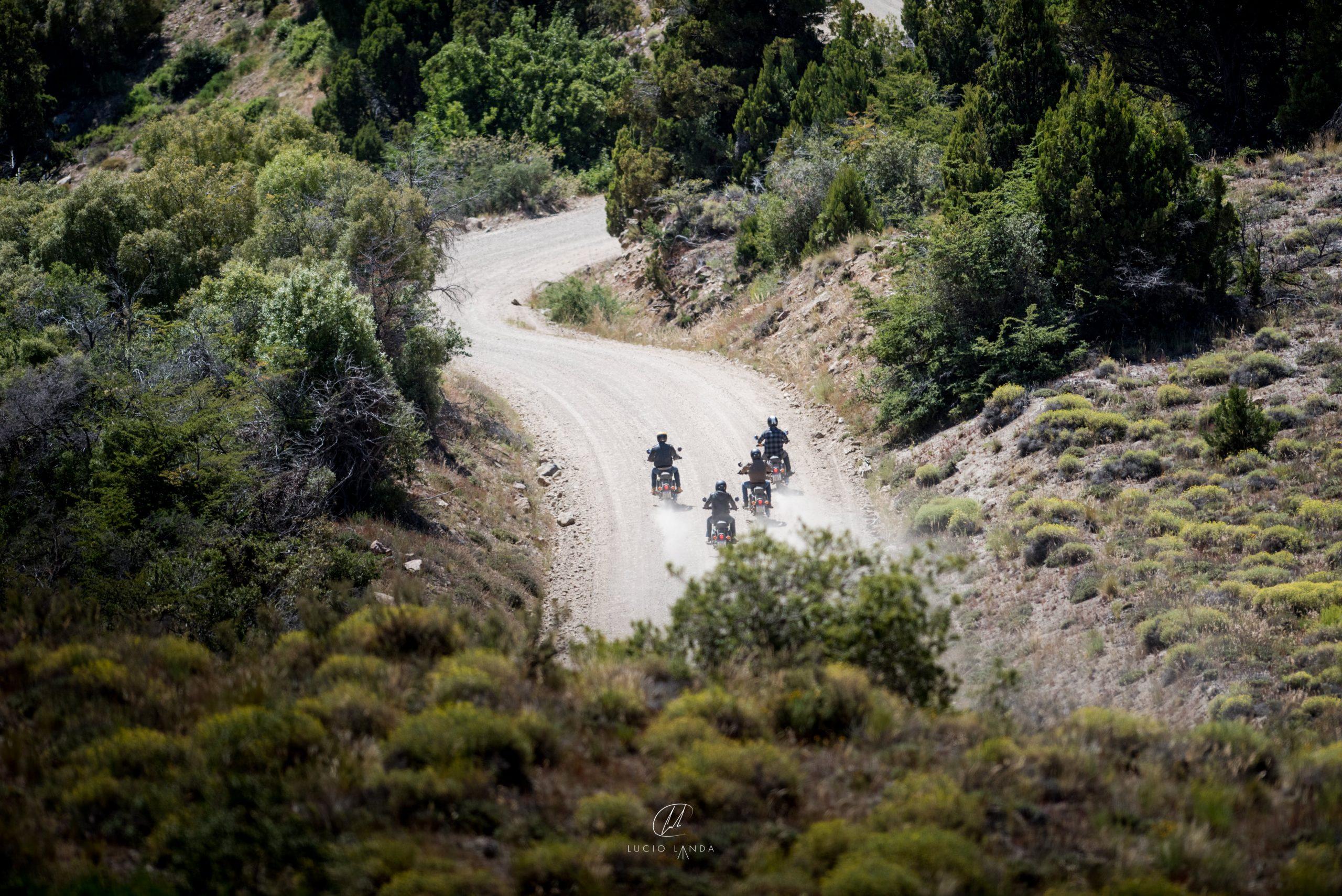 Road trip moto patagonie