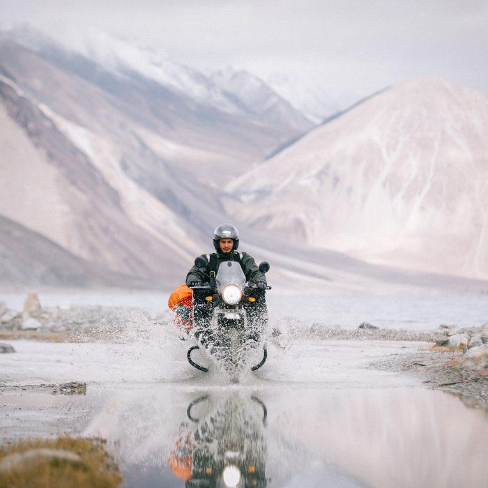 road trip moto au ladakh