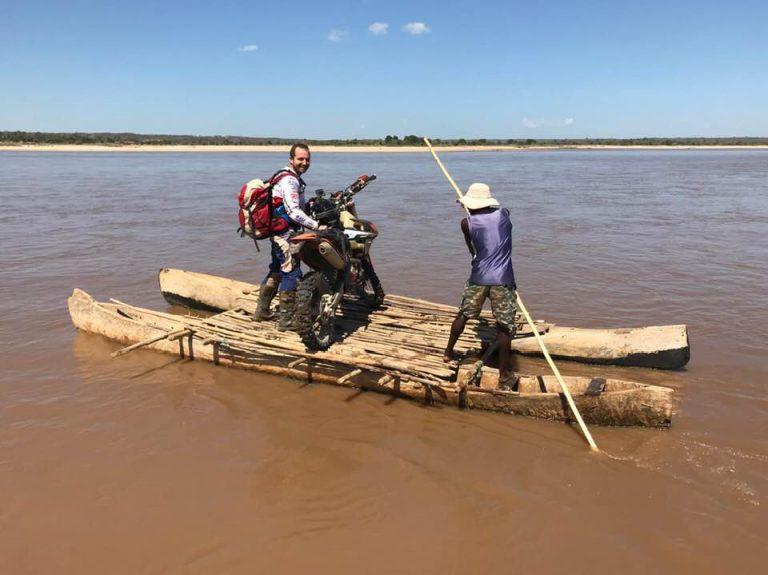 Enduro à Madagascar voyage aventure