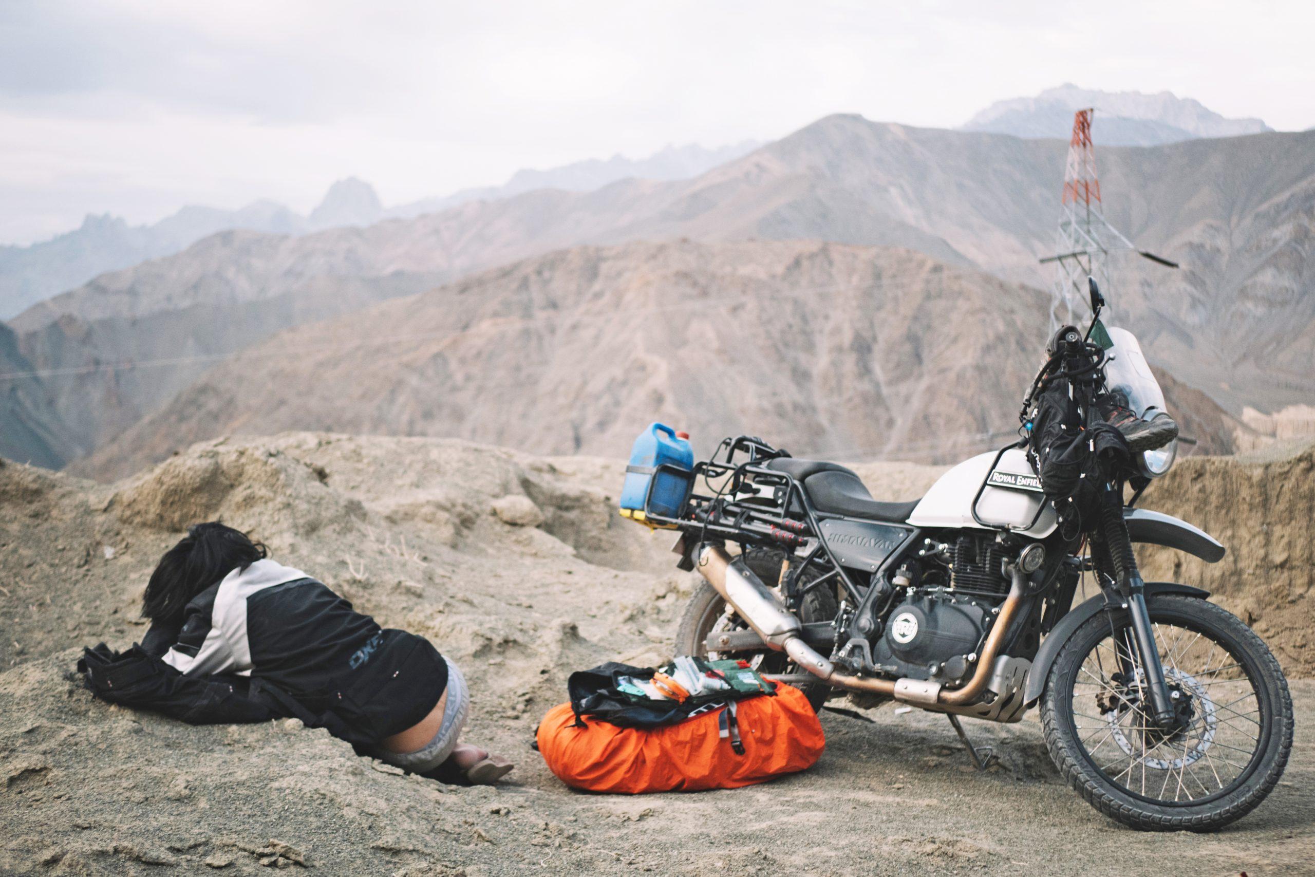 mal des montagnes au ldakh