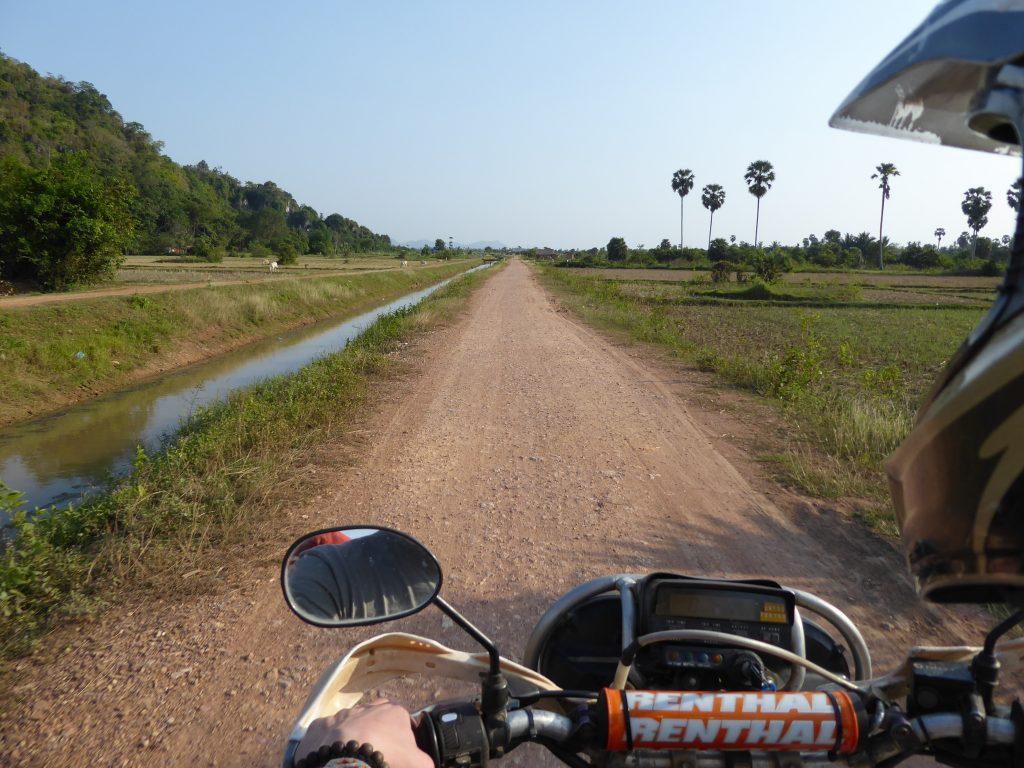 Alex au Cambodge