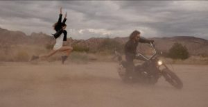 Danse moto de Nicola et Todd