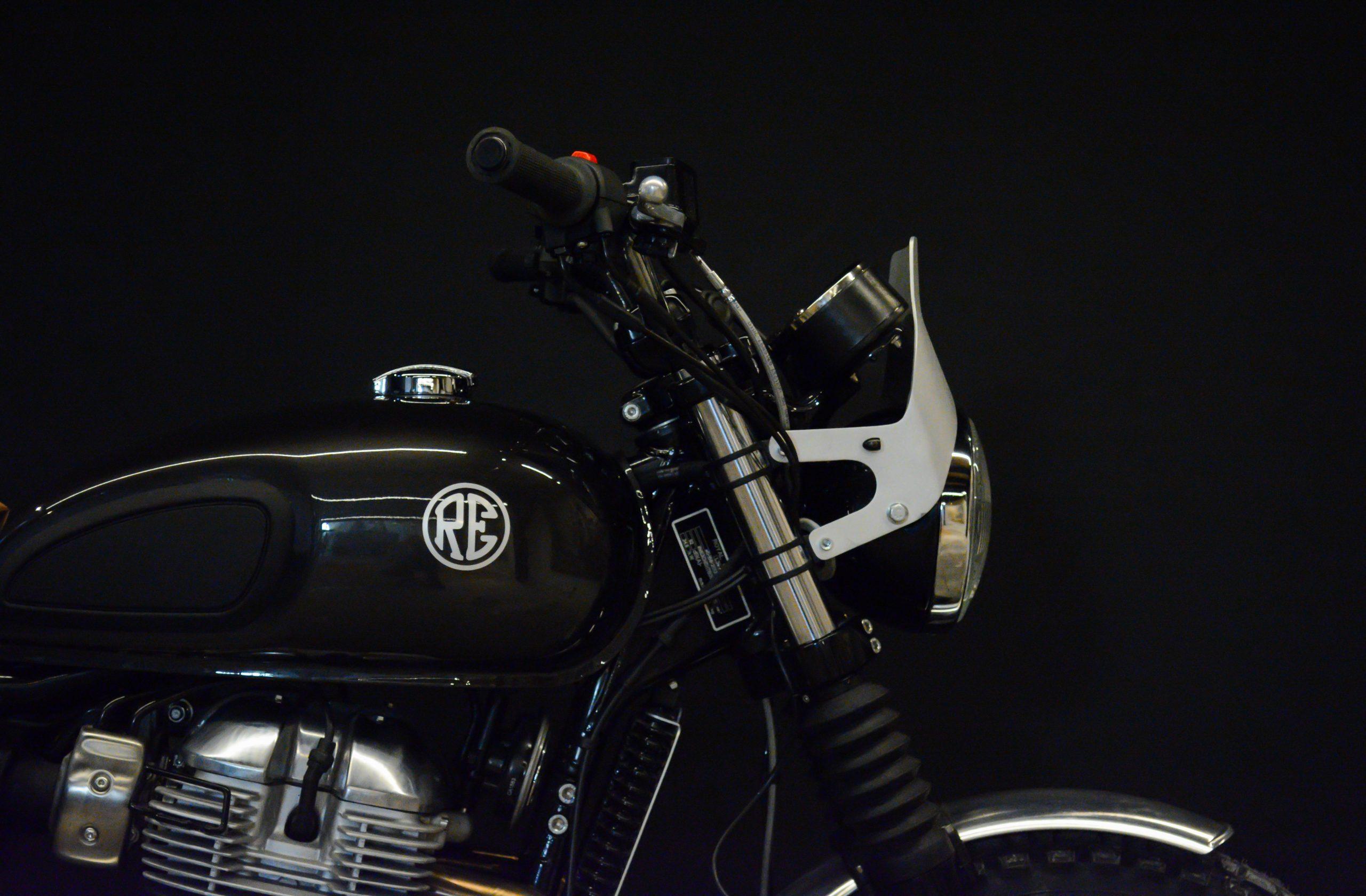 prépa moto royal enfield