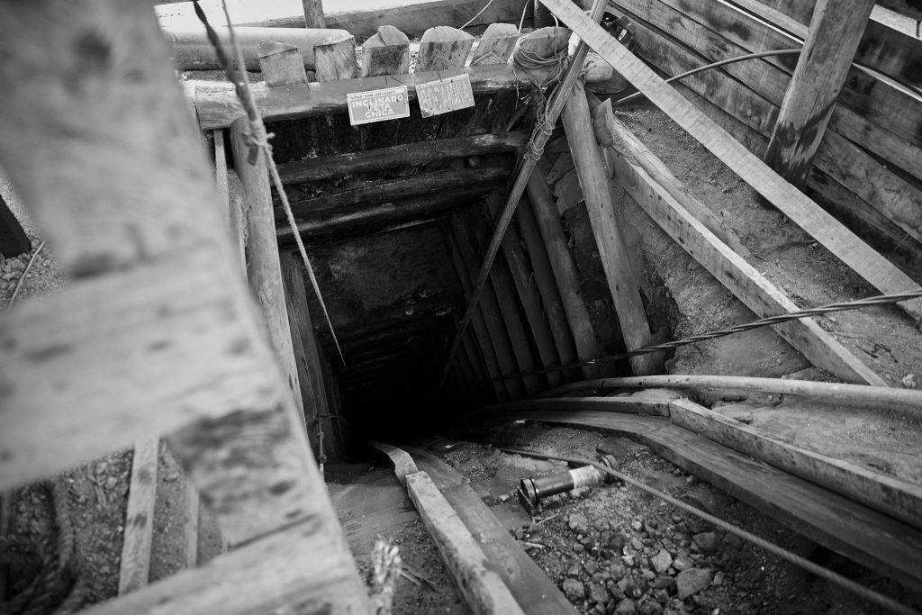 mine de charbon de Boyaca
