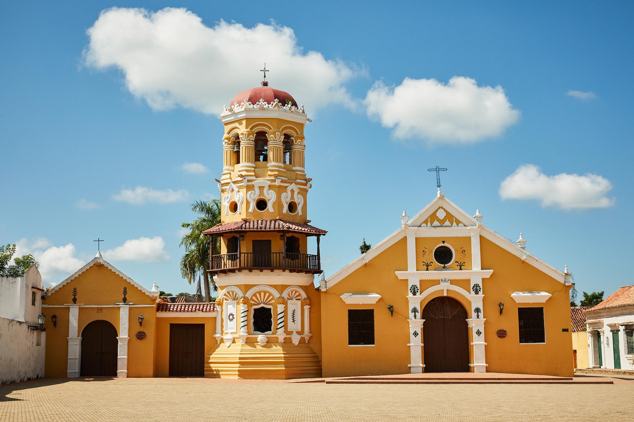 Eglise de Santacruz de Mompox
