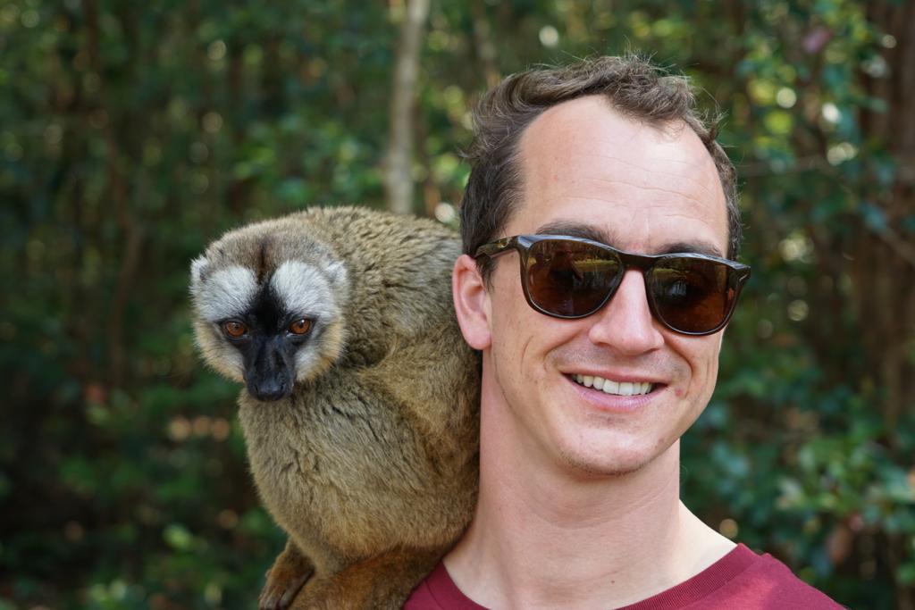 Alex à Madagascar