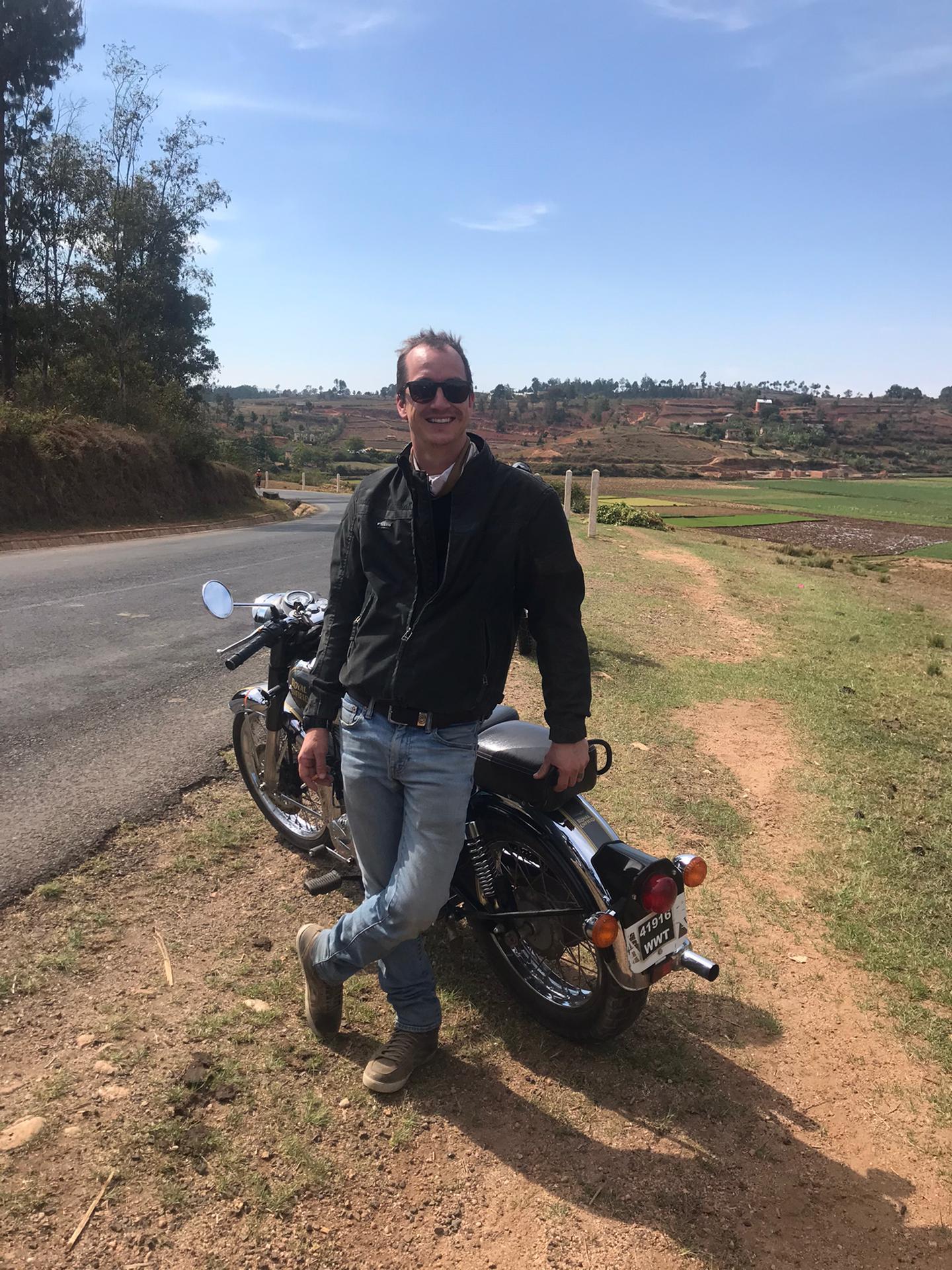 guide moto Madagascar