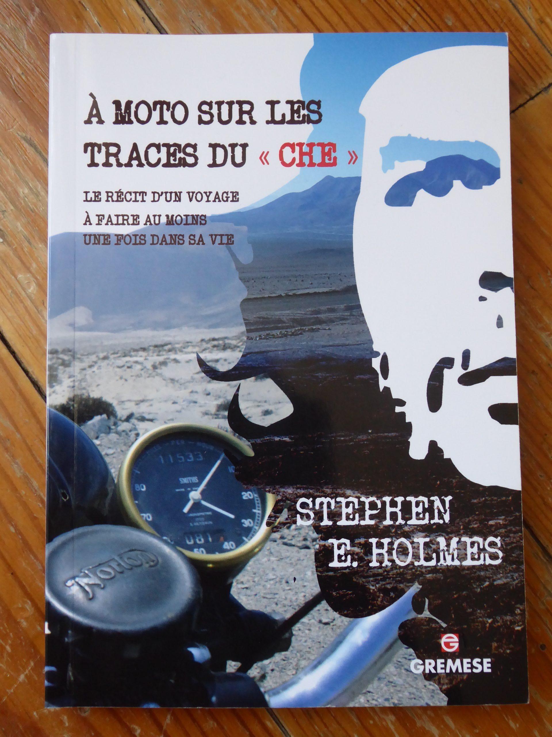 A moto sur les traces du Che