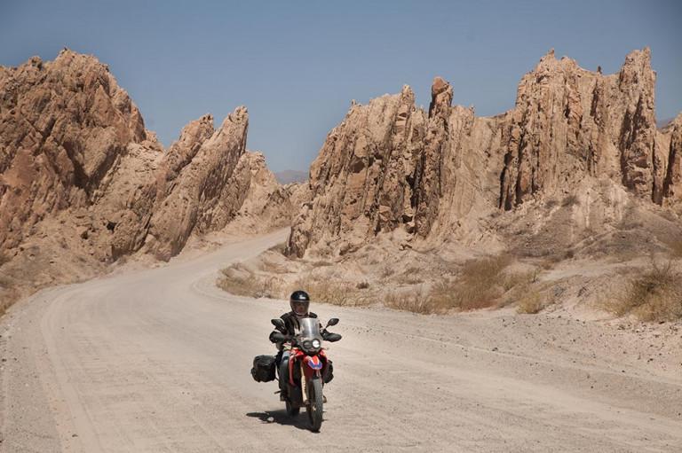 Road trip moto amerique sud